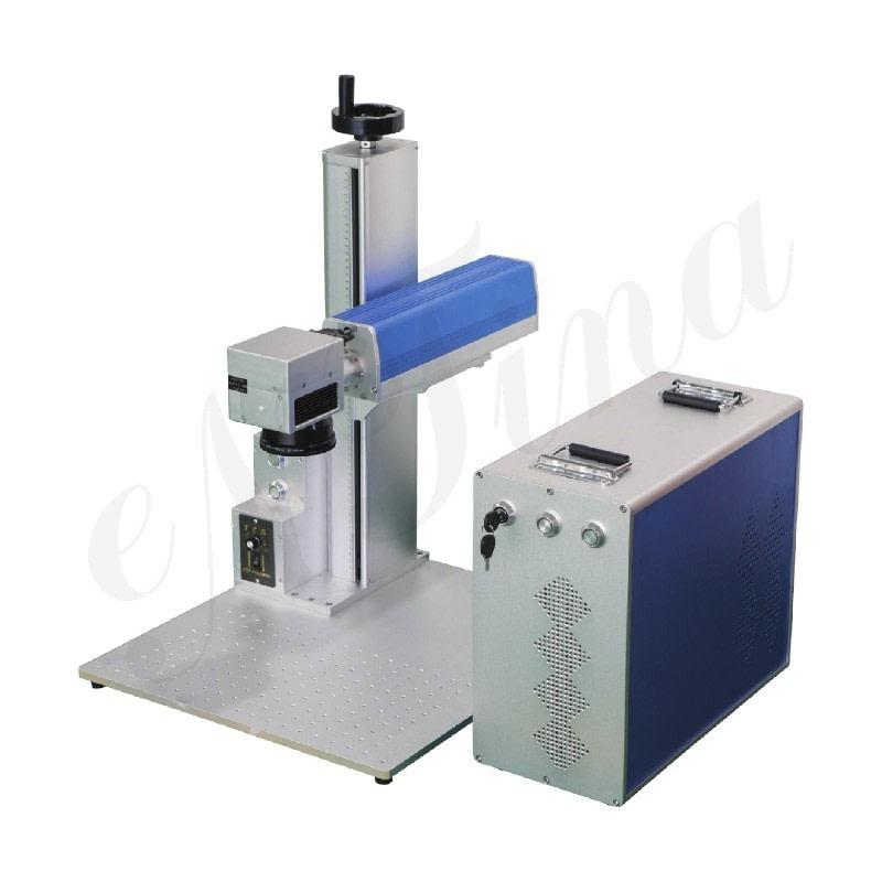 Bluemark BLU20 20 W Fiber Lazer Markalama ve Kesim Makinesı