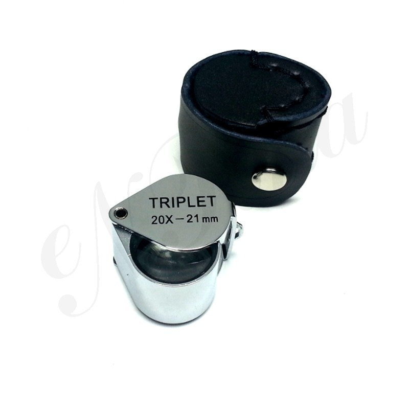 21mm 20X Triplet Lup