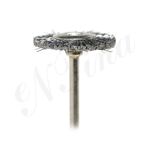 Mandren Tel Fırça Çelik