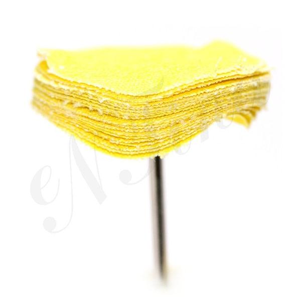 Mandren Bez Fırça Sarı