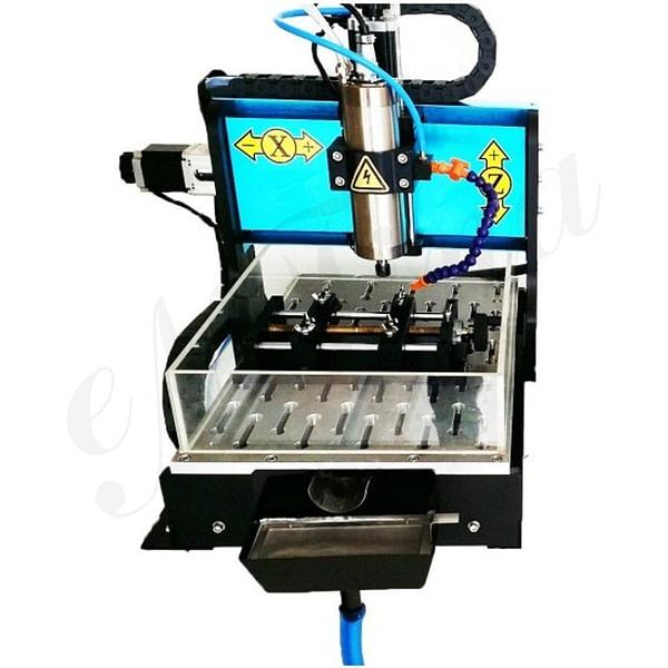 Entina 4 Eksen CNC Makinası