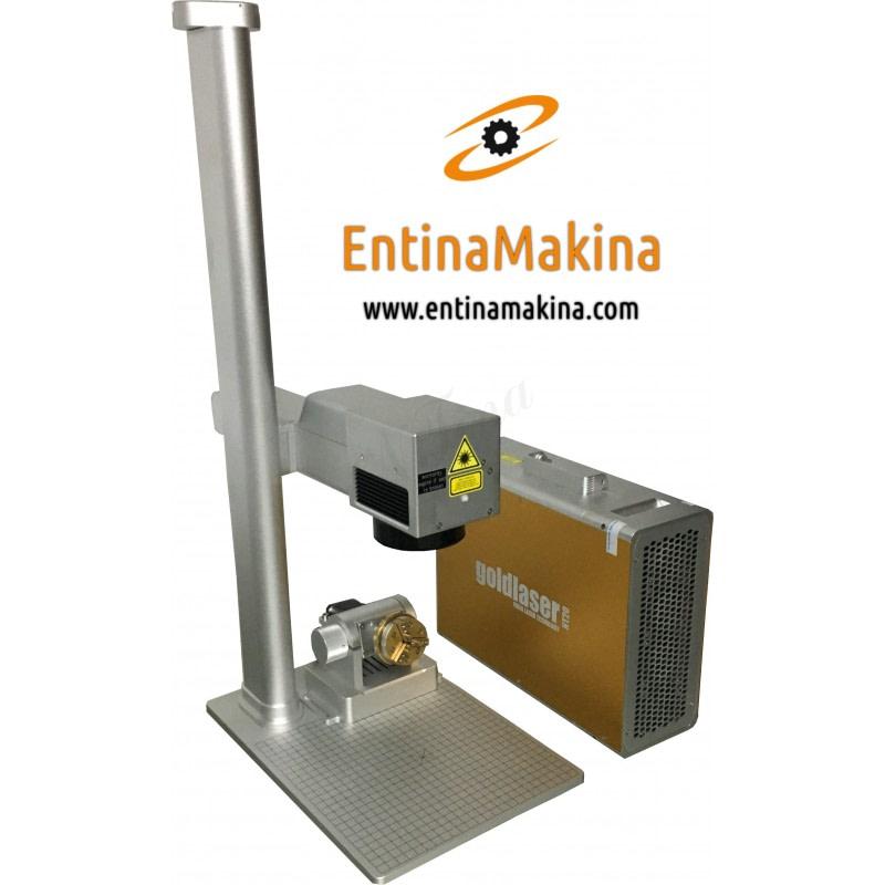 Goldlaser NT20 Lazer Markalama Makinası
